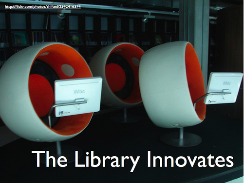 library innovates